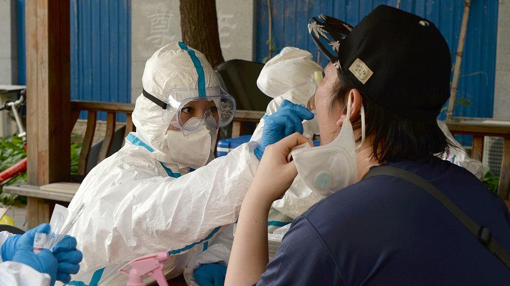 Beijing outbreak might have occurred one month earlier: Expert