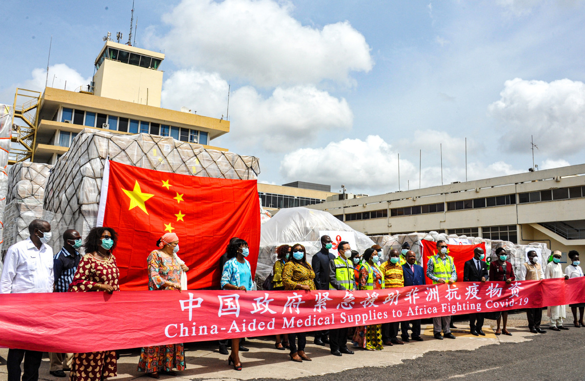 China, Africa's cooperation benefits all
