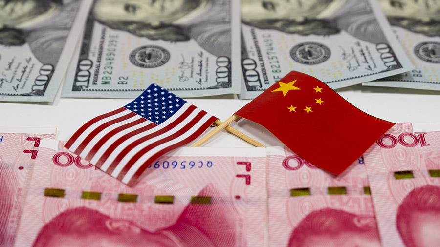 China becomes largest trading partners for US in April: WSJ