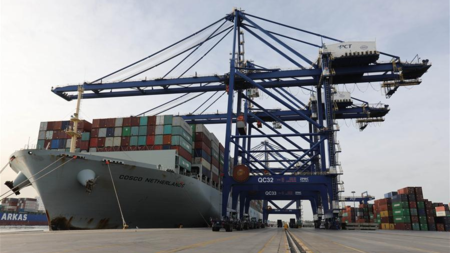 China becomes largest trading partners for US in April depite COVID-19: WSJ