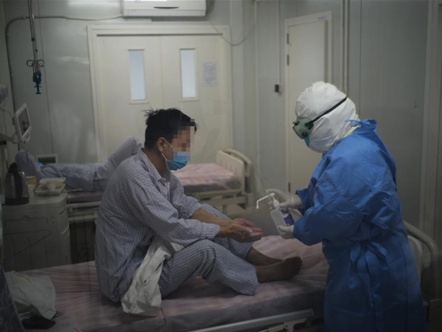 Beijing rapidly bolsters its coronavirus testing capacity
