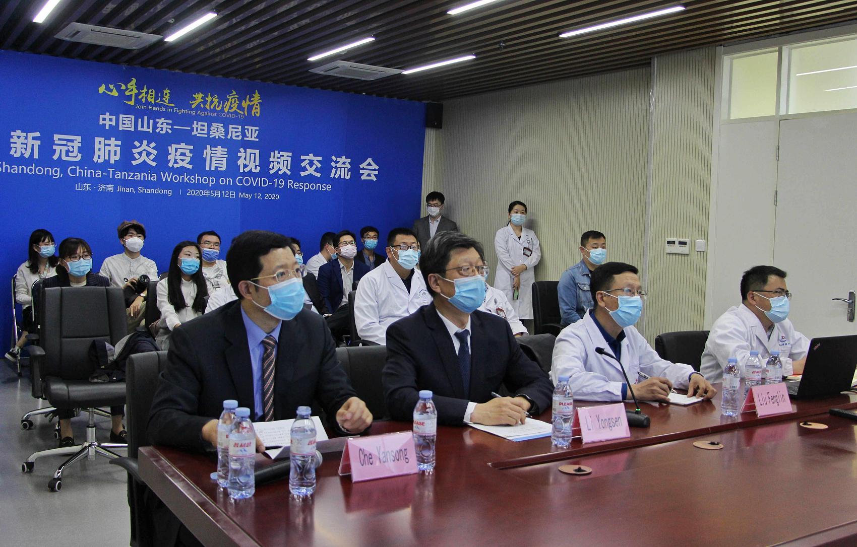 Solidarity in fighting coronavirus brings China, Africa closer