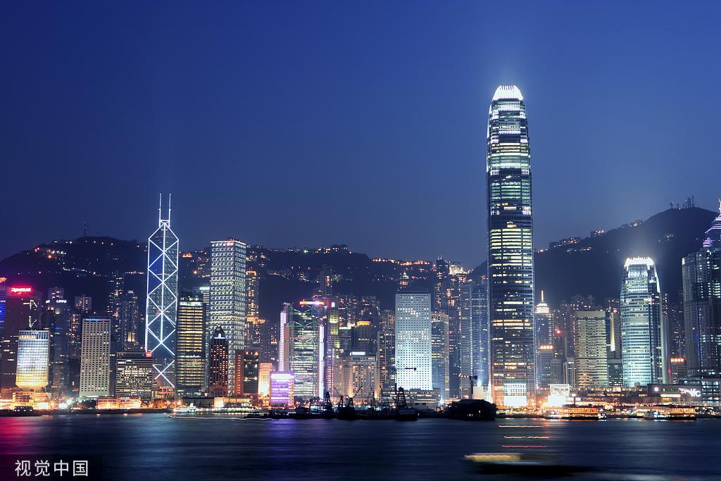 HK to 'remain financial hub' despite possible US sanctions