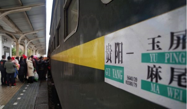 China to launch e-tickets for normal-speed trains