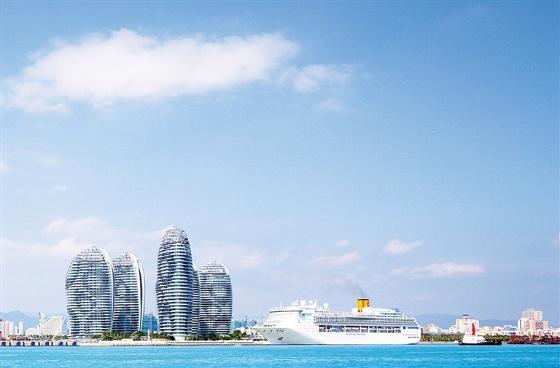 Hainan to develop round-island cruise tourism