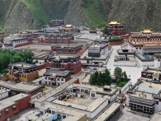 Renovation of major Tibetan Buddhist monastery to be completed