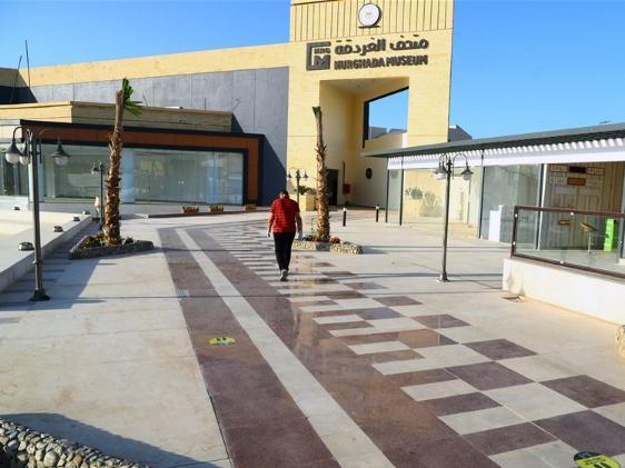 Hurghada Museum reopens in Hurghada, Egypt