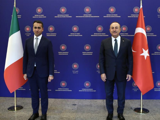Turkey, Italy to cooperate over Libya: FM