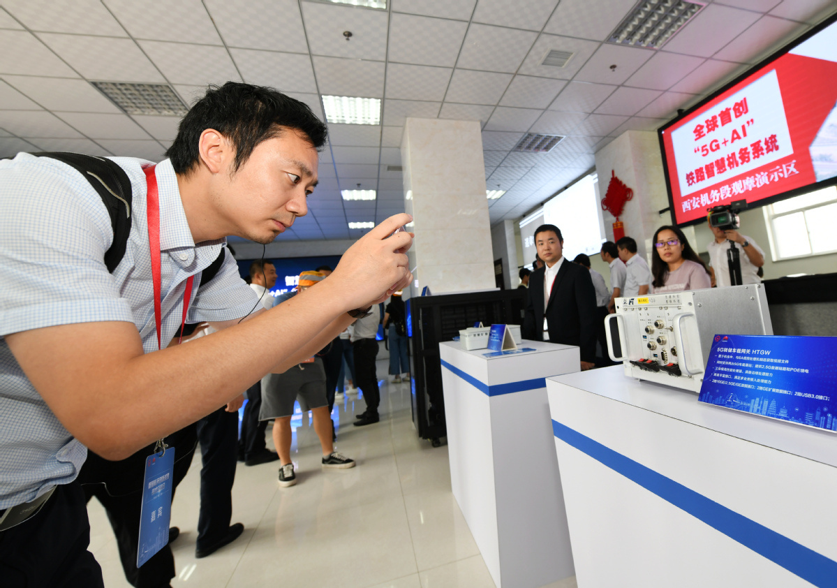 Huawei AI innovation center makes public debut in Suzhou