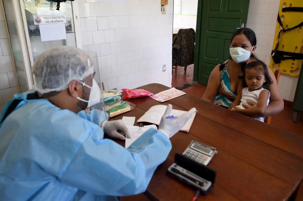 WHO warns of virus danger as Brazil cases hit one million