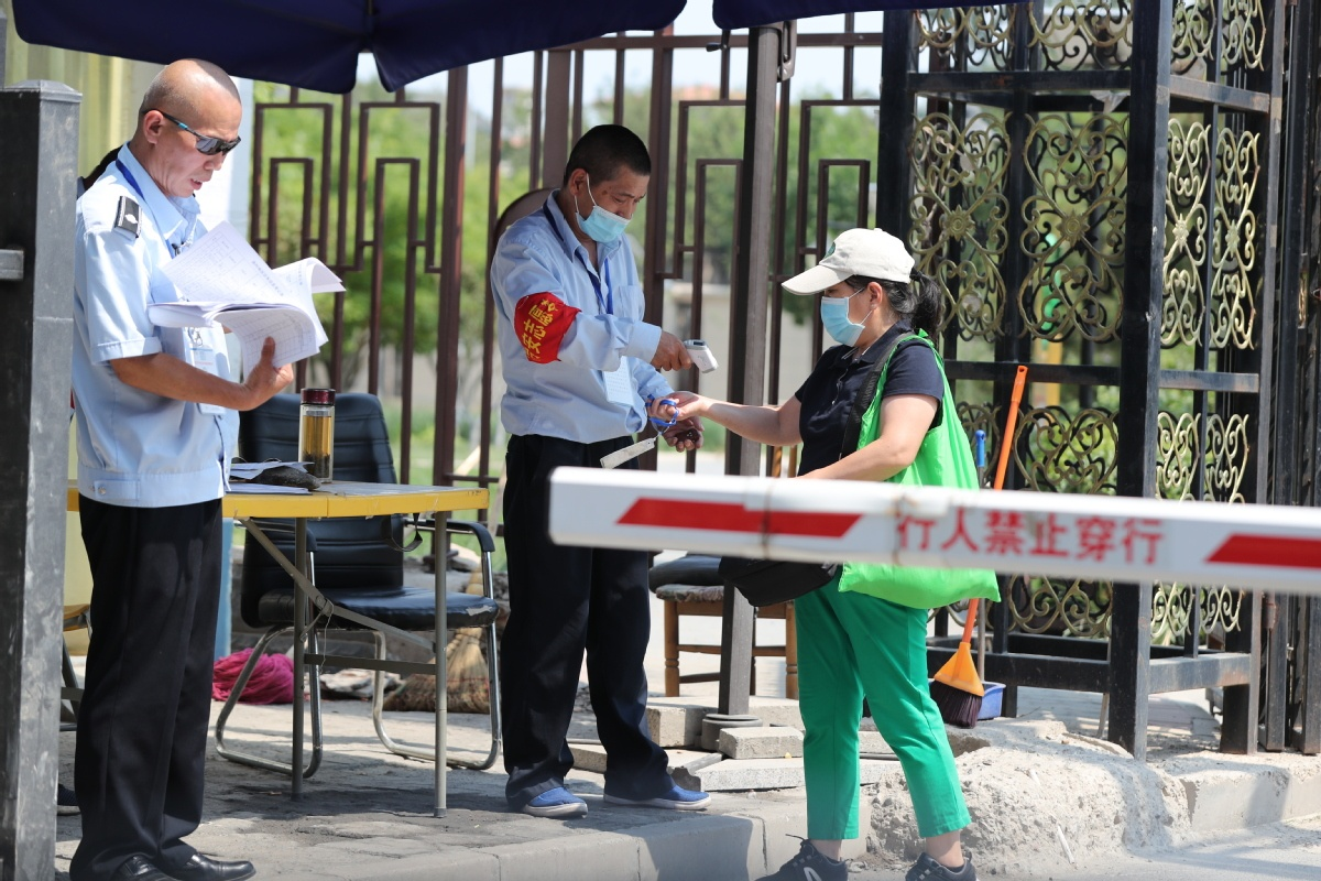 Beijing's fight against COVID-19 in numbers