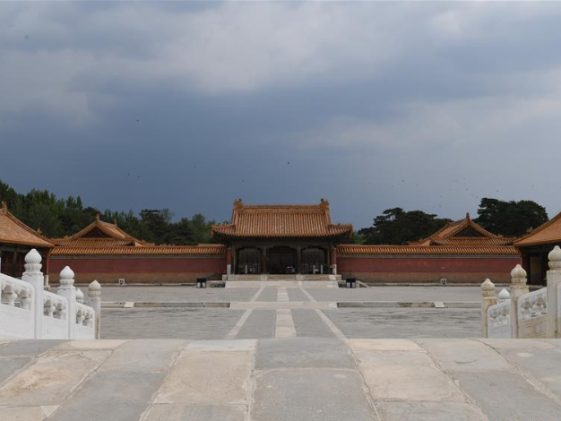 Western royal tombs of Qing Dynasty
