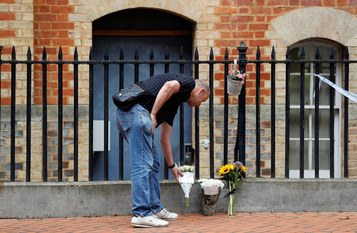 Stabbing in southern England declared terrorist incident