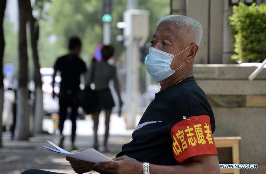 Beijing strengthens community-level disease prevention, control