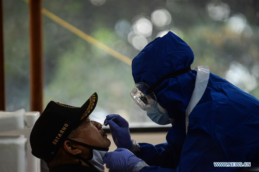 Indonesia reports 862 newly-confirmed COVID-19 cases, 36 more deaths