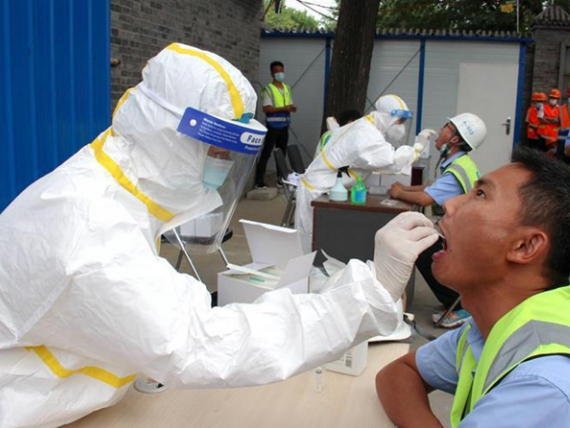 Beijing epidemic not second outbreak, cases likely to drop: top expert