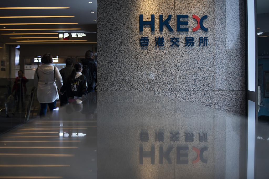 Hong Kong stocks close 0.54 pct lower