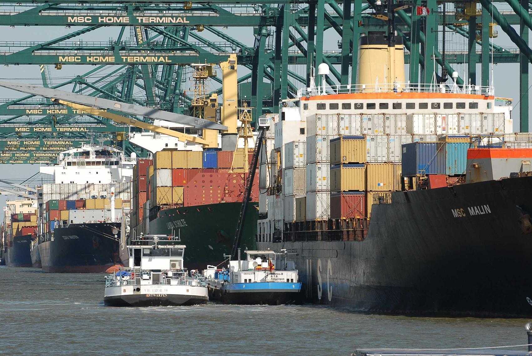 Maritime Silk Road Trade Index rebounds in April