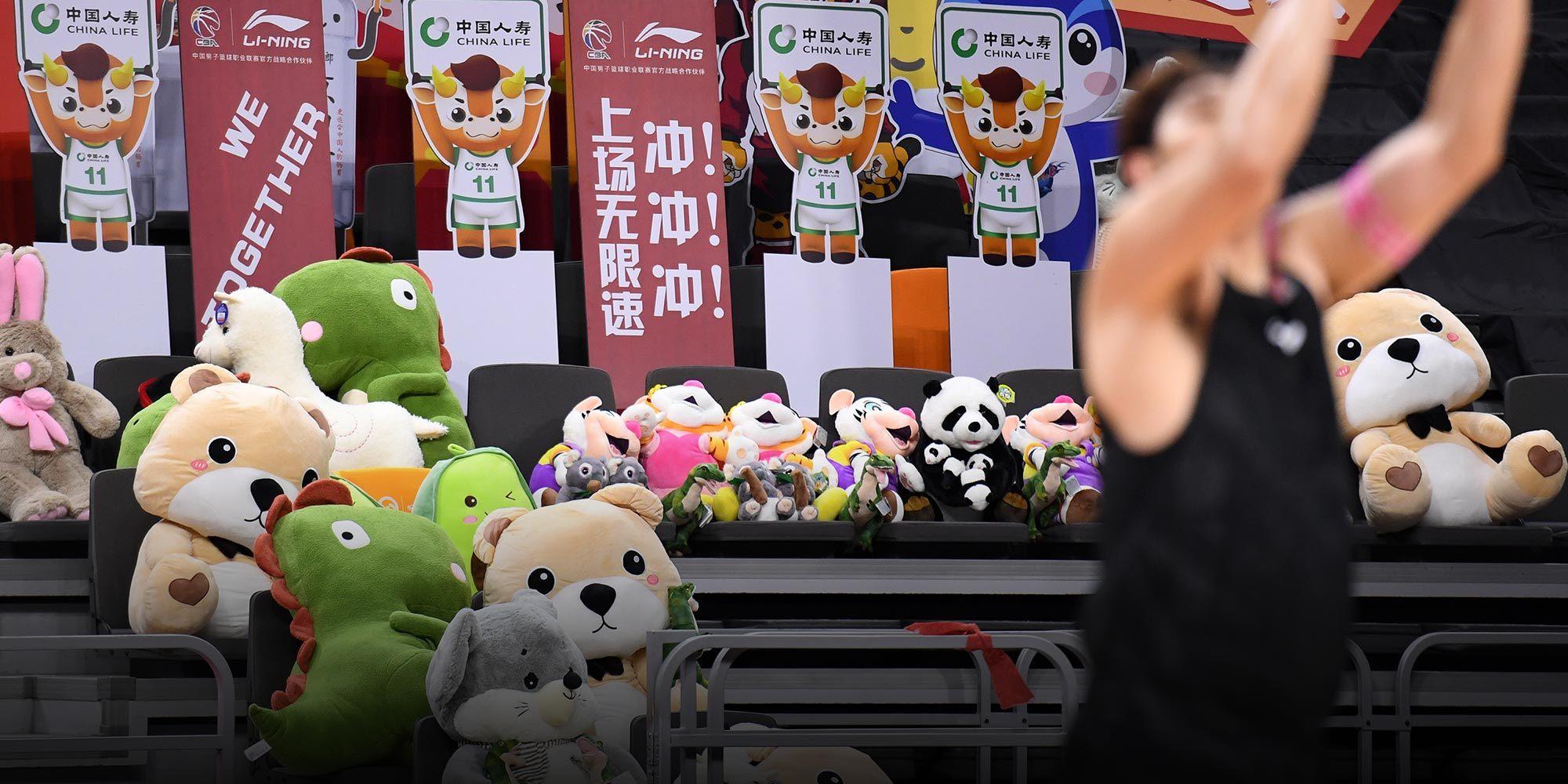 Chinese Basketball League Resumes Season After 5-Month Hiatus