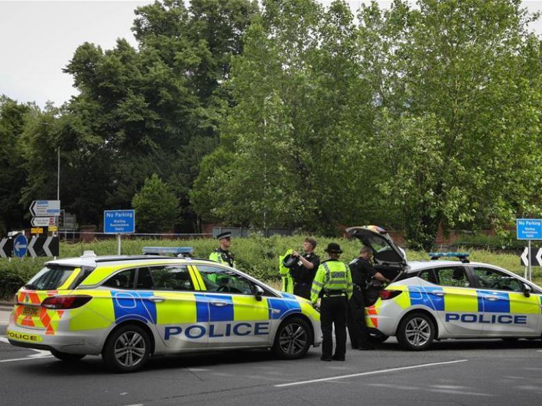 UK stabbing declared 'terrorist incident'