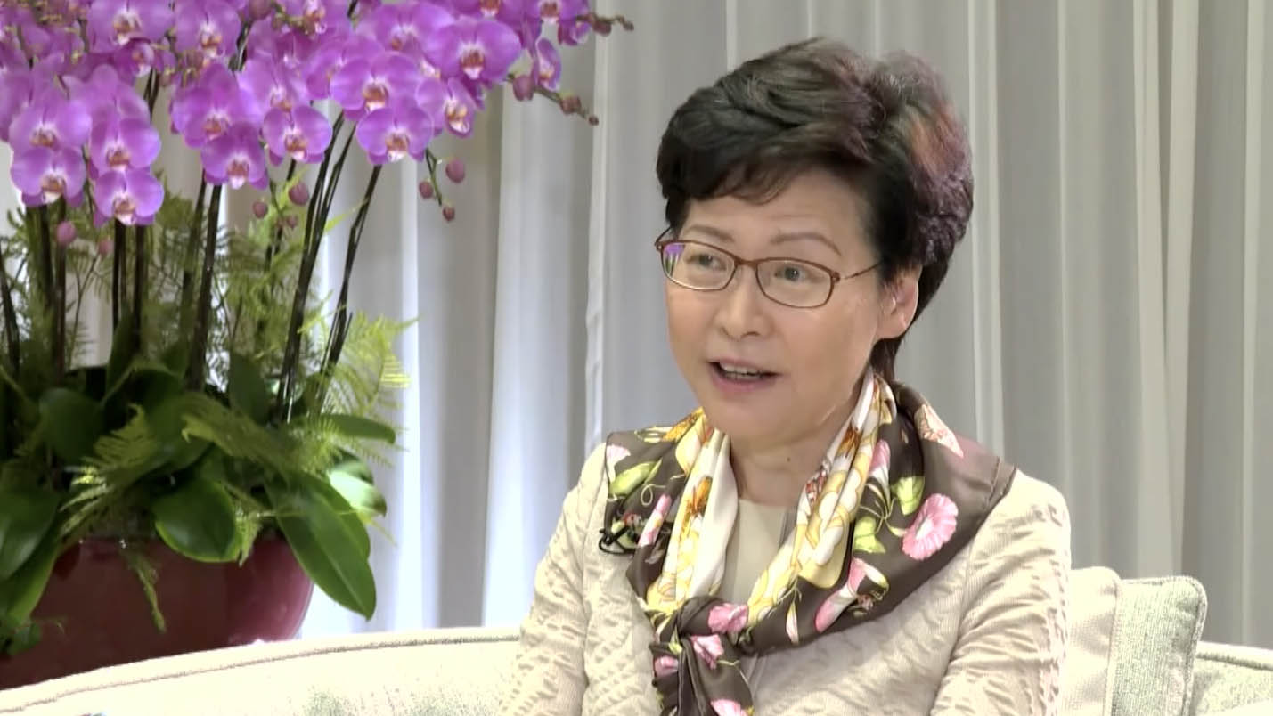 HKSAR government and society voice support to draft national security law