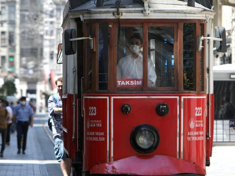 Turkey's COVID-19 death toll nears 5,000, total cases climb to 187,685