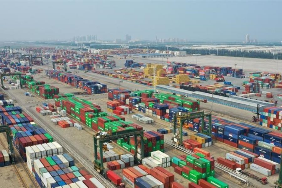 Tianjin sees increased sales of imported goods during mid-year shopping spree