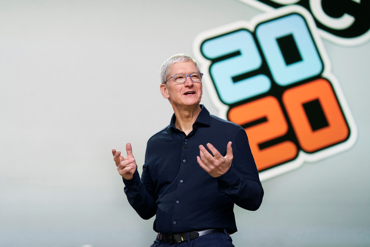 Apple holds first virtual Worldwide Developers Conference