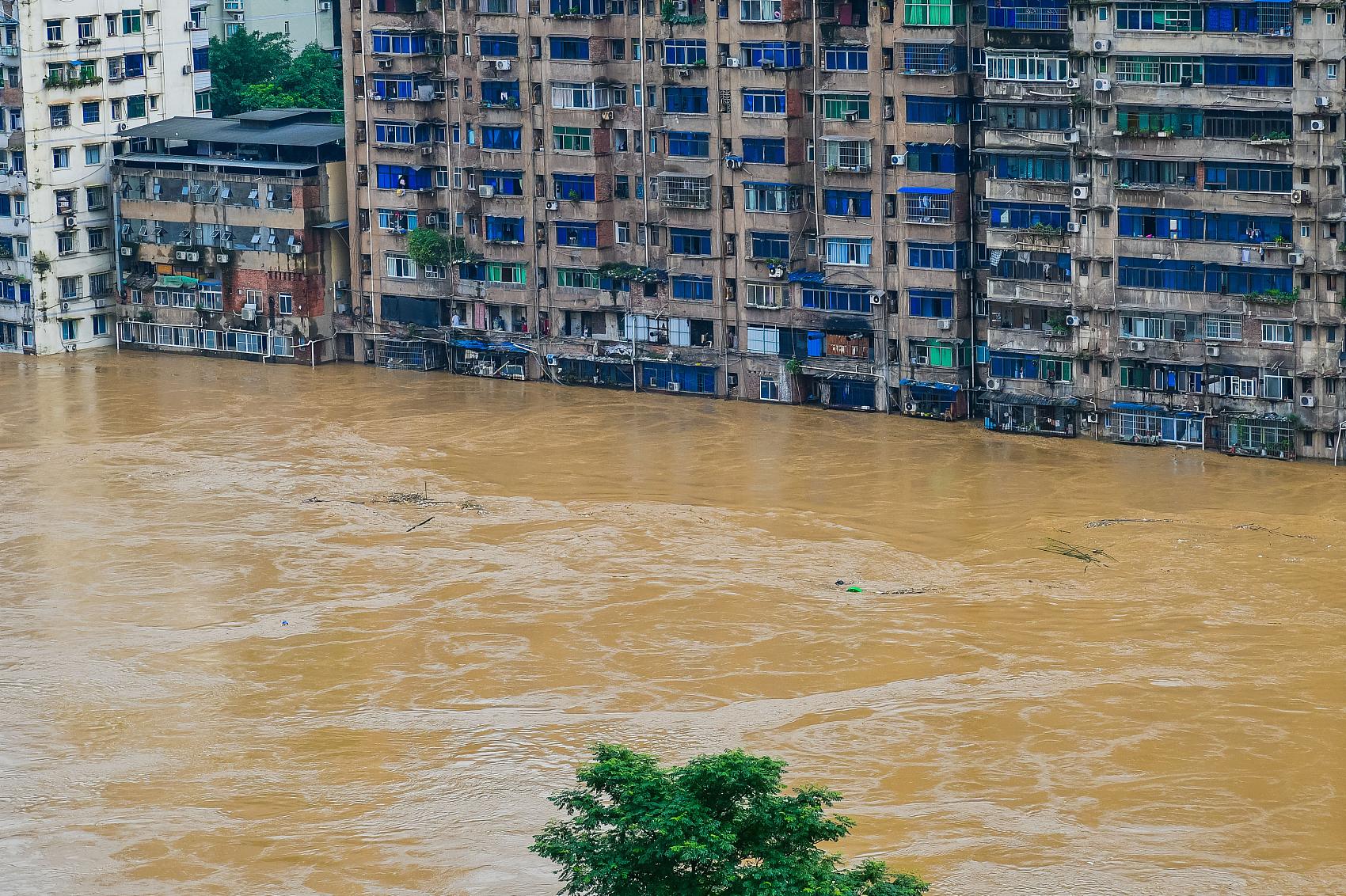 China strengthens preparedness against floods