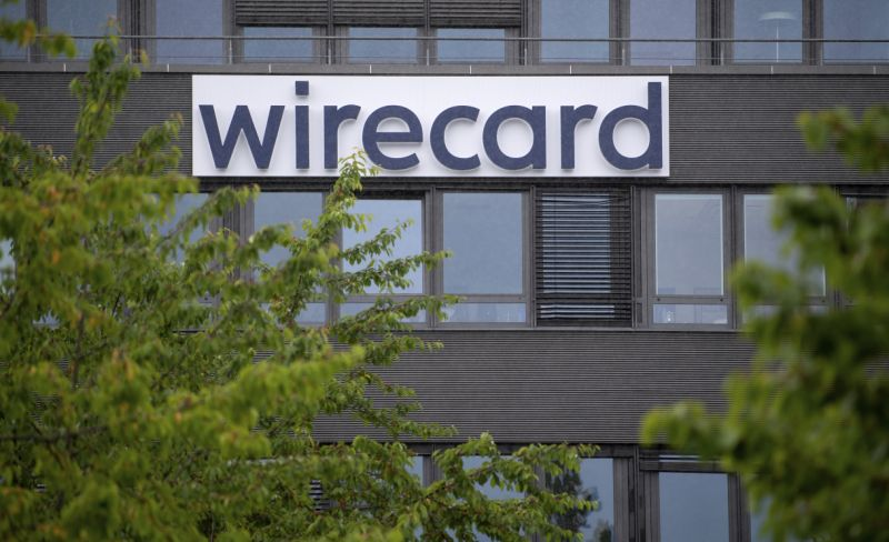 Ex-CEO of Wirecard arrested in case over missing billions