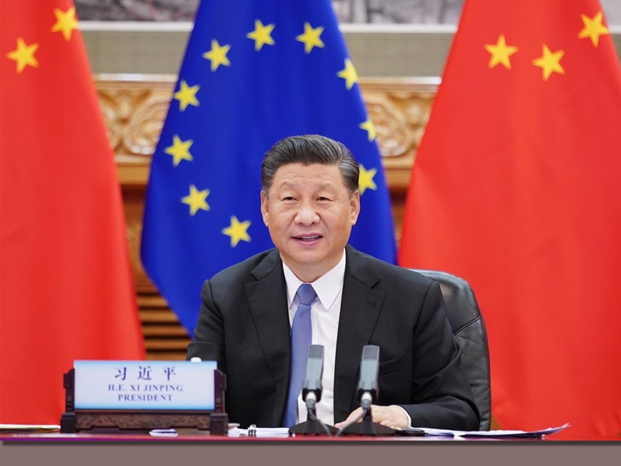 Xi's words on a more stable, mature China-EU ties in post-pandemic era