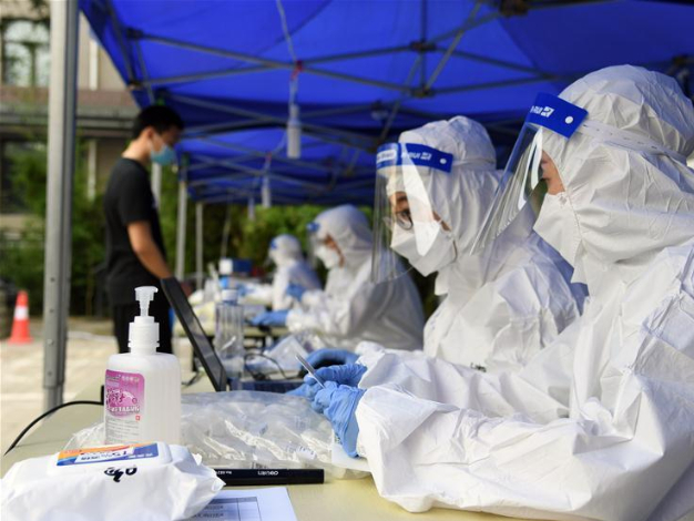 """Beijing's """"restraint"""" approach against COVID-19 a bellwether for handling future outbreaks: NYT"""