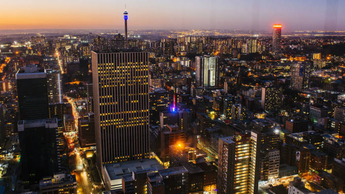 S.Africa says economy to shrink 7.2% in 90-year low