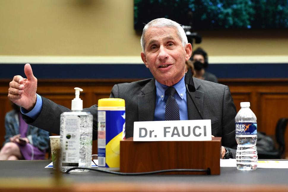 Fauci: Next few weeks critical to tamping down virus spikes