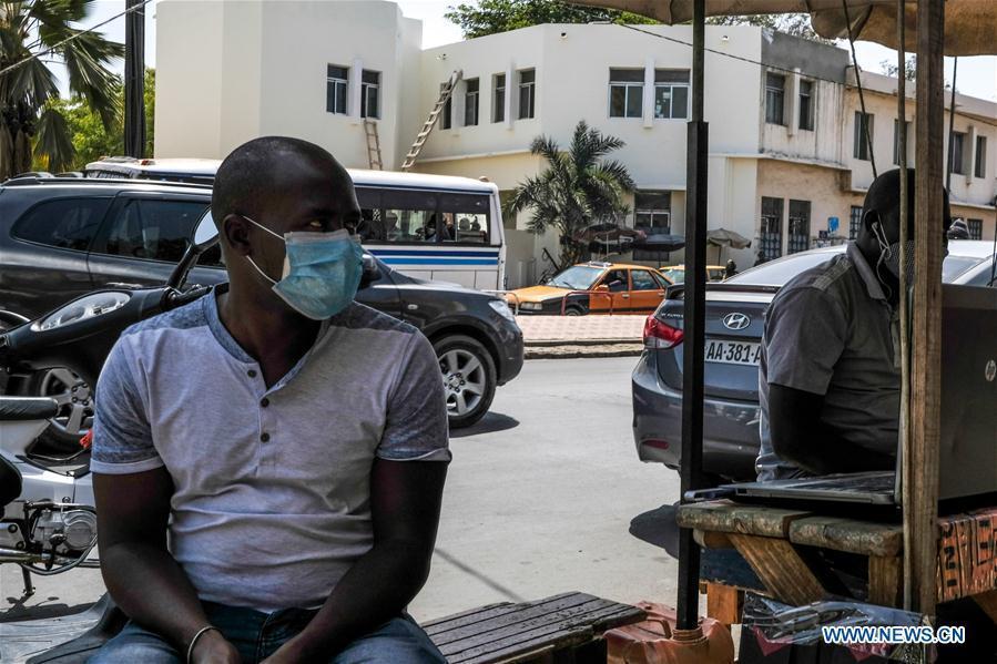 Senegal's COVID-19 cases surpass 6,000