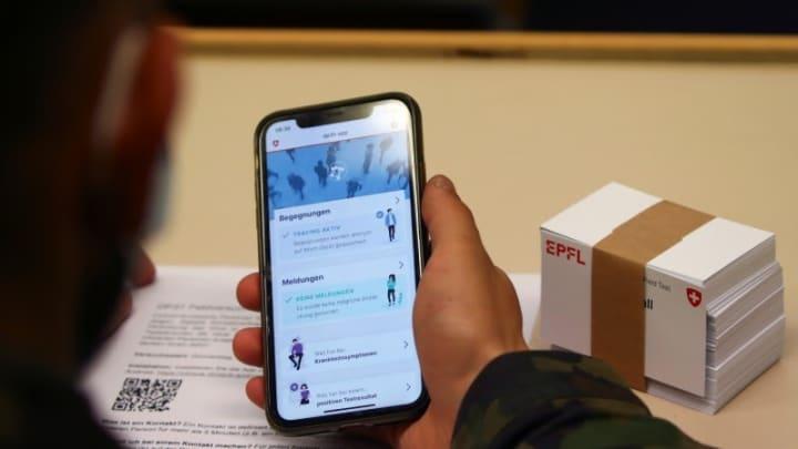 Swiss launch COVID-19 tracing app
