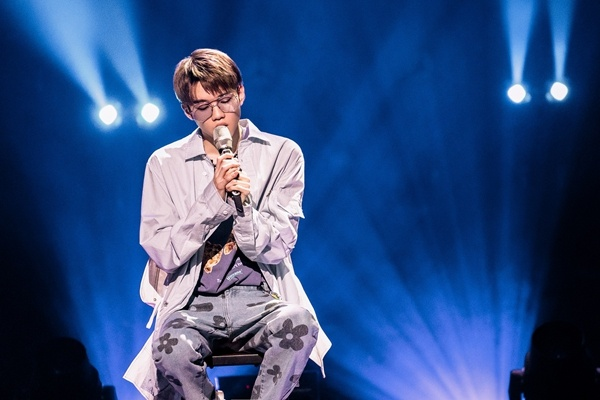 Song show proves popular as singers find a voice