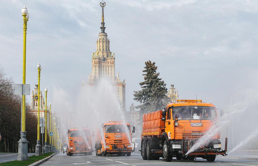 Russian COVID-19 cases surpass 613,000