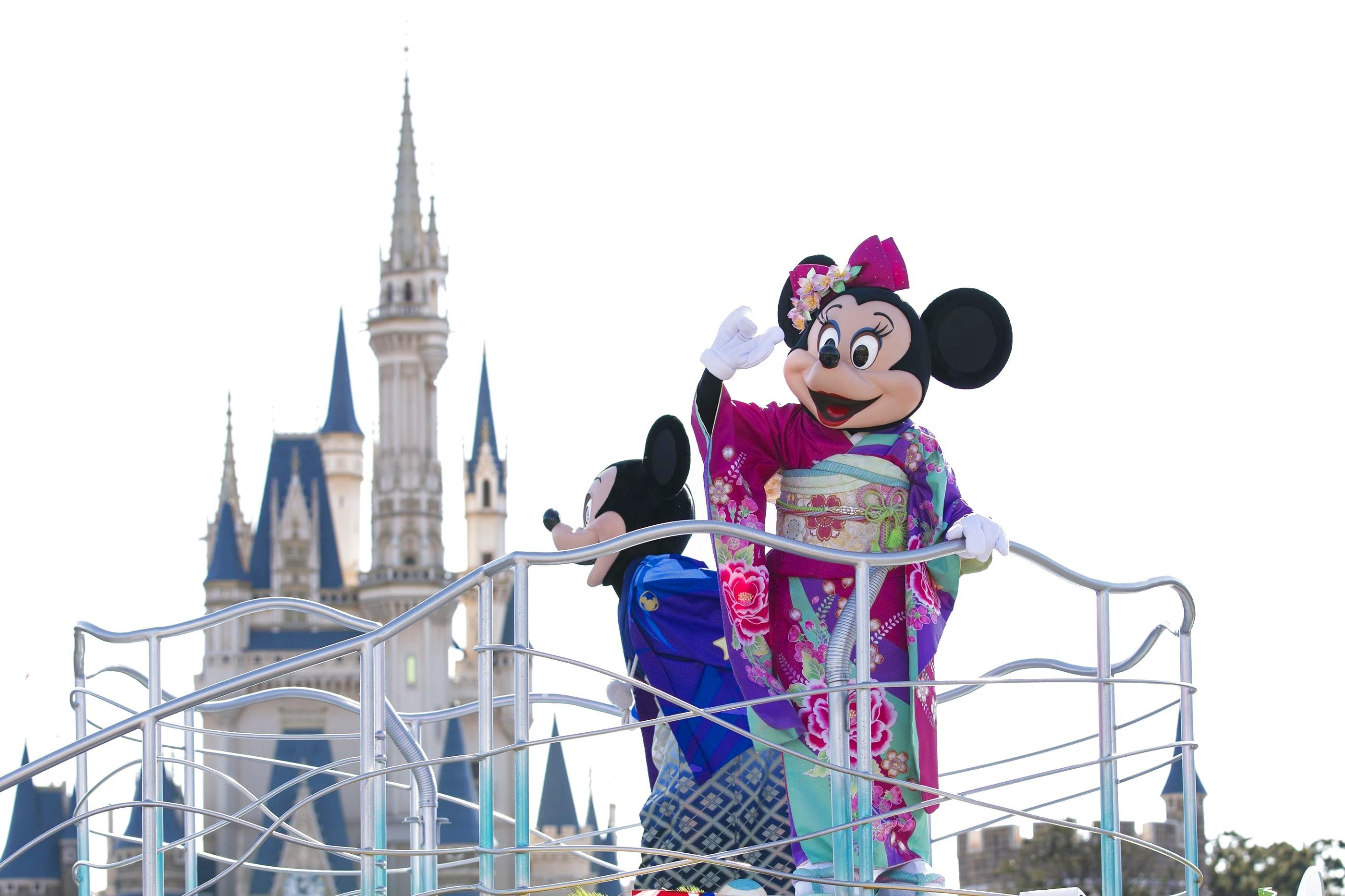 Disney theme parks in Tokyo to reopen July 1