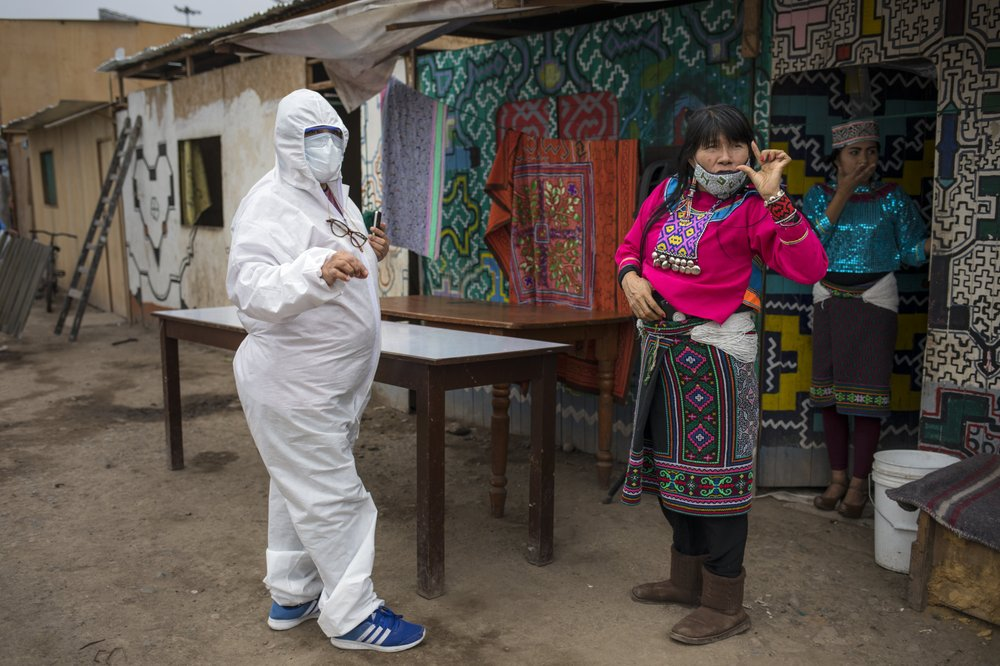 The latest: COVID-19 outbreak worldwide (Updated June 25)