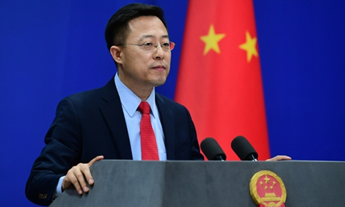 US accusations in arms control report 'absurd': Chinese spokesperson