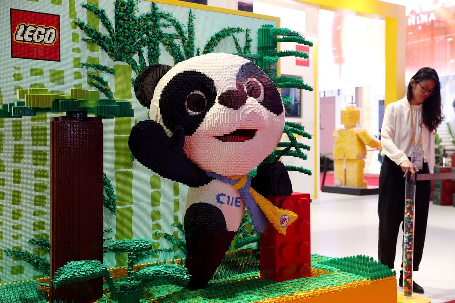 LEGO to open 80 new retail stores in China in 2020