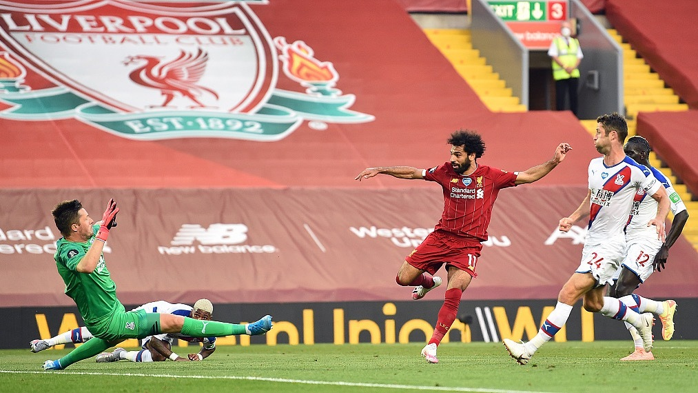 European roundup: Liverpool move within two points of title, Real Madrid go top