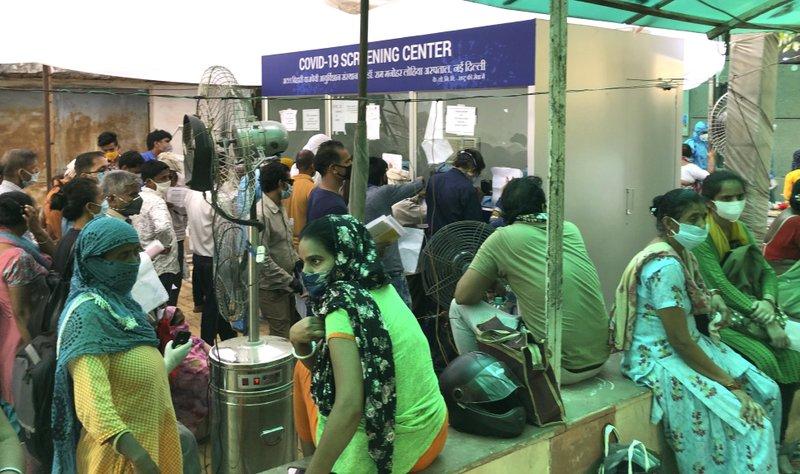 India's social inequalities reflected in coronavirus care