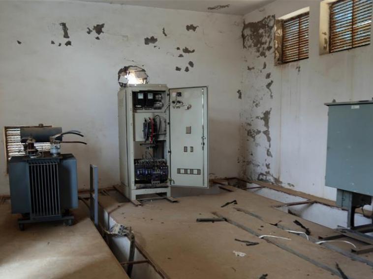 Power blackouts increase Libyan people's suffering
