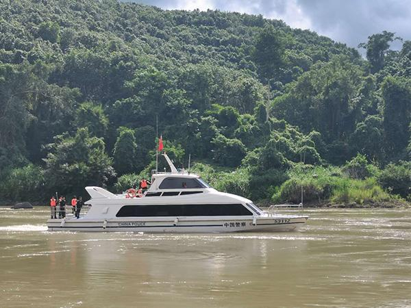 1 dead, 6 missing in southwest China boat accident