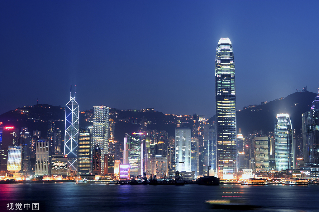 Security law necessary to safeguard HK residents