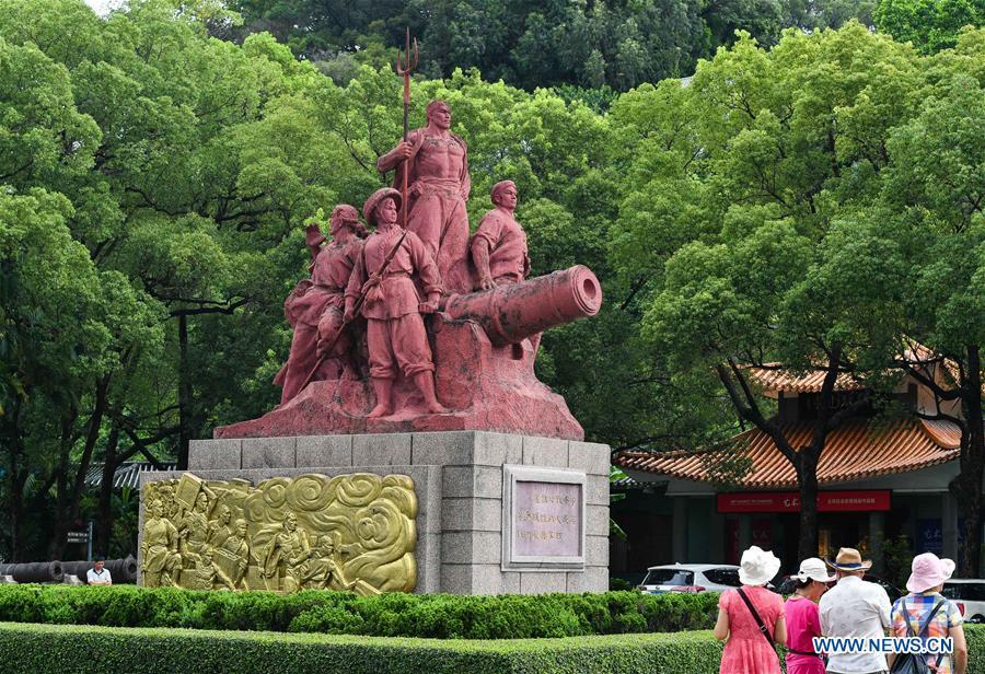 In pics: history and culture of Humen Town in Guangdong, S China