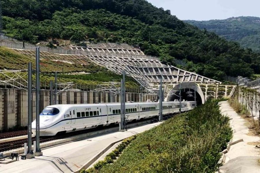New bullet train section connecting Hefei and Huzhou opens tomorrow
