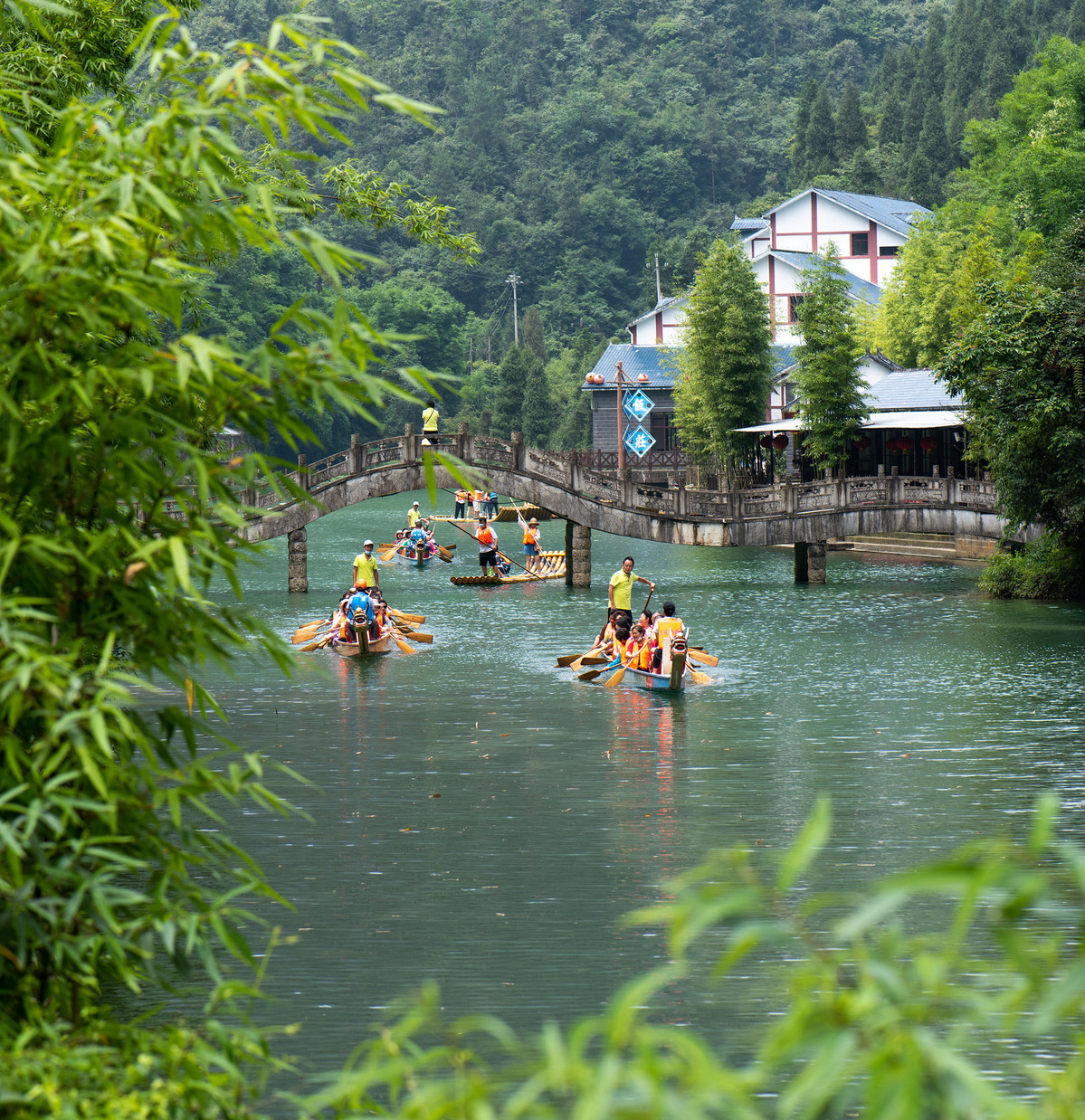Tourism recovering steadily in central China's Hubei
